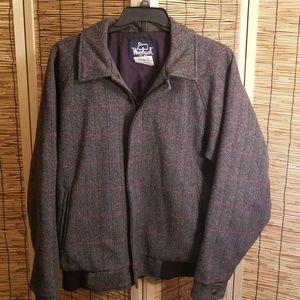 Men's Vintage Woolrich Jacket, Large